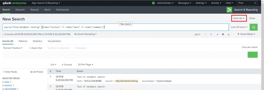 Splunk – Posting to Microsoft Teams via Webhooks – Lisa's