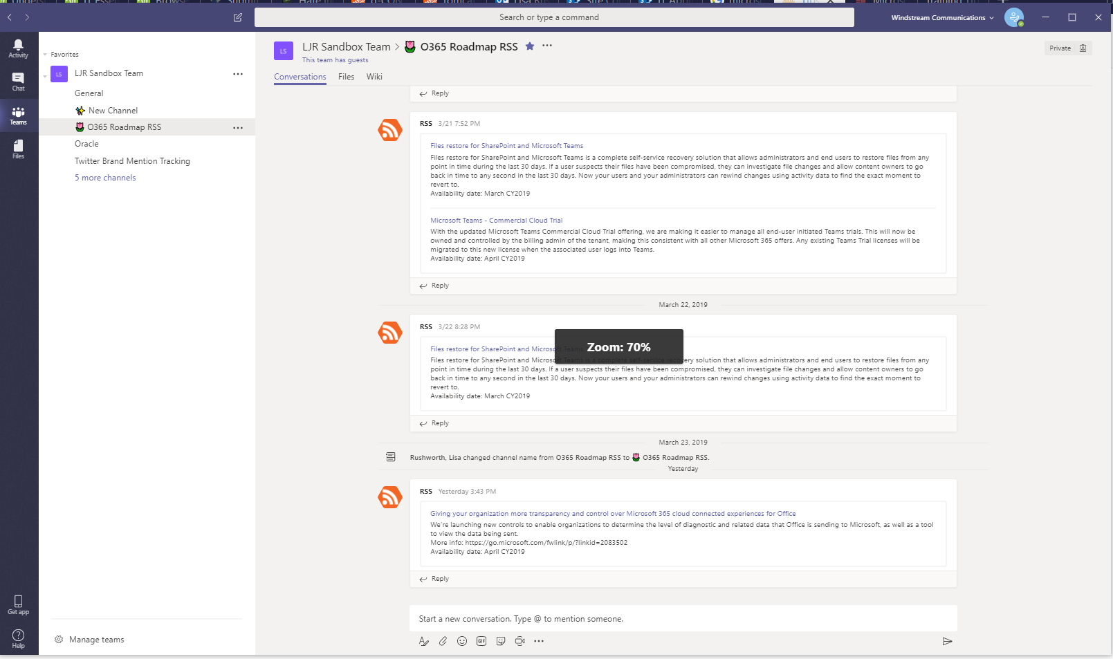 microsoft office 365 – Page 3 – Lisa's Home Page
